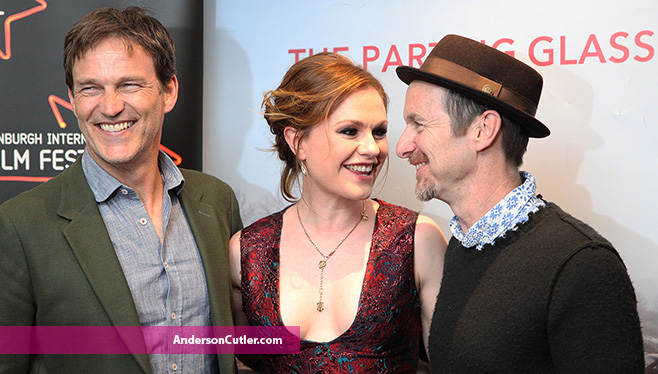 Stephen Moyer, Anna Paquin & Denis O'Hare