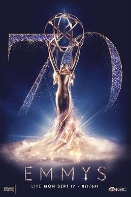 The 70th Annual Primetime Emmy Awards Poster