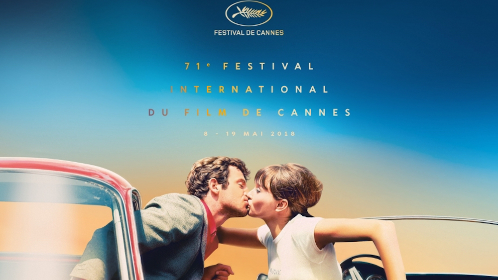 Cannes Poster 2018
