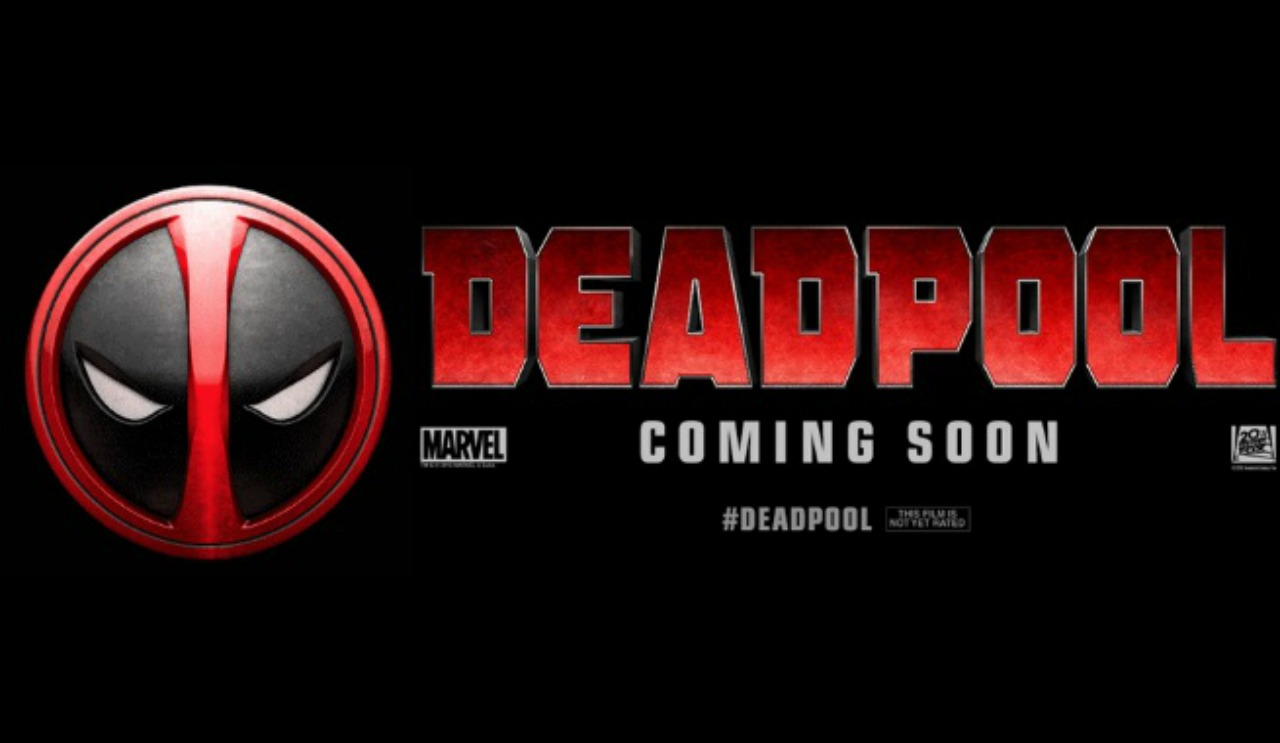 Deadpool Movie Logo