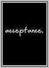 Acceptance Part 1