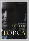 Letter from Lorca