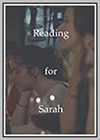 Reading for Sarah