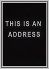 This is an Address