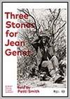 Three Stones for Jean Genet